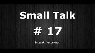 Deutsch Lernen | Interaktive Lektion 17 | Hast du ein Auto? | #SmallTalk | Learn German HD♫