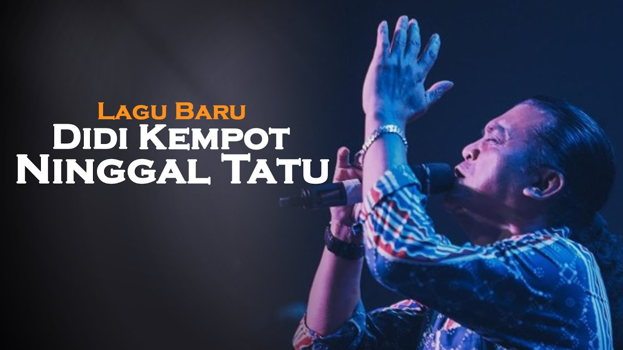 Download Didi Kempot Ninggal Tatu Ambyar Mp3 04 24 Min