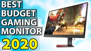 Best budget gaming monitor 2020, this video breaks down the top monitors on market. 1. viewsonic xg2402 ✅ ✓us prices - https://amzn.to/2f3y...