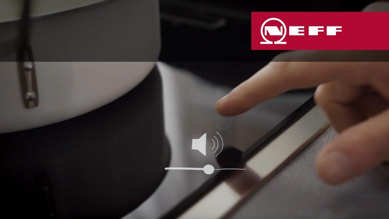 Wie laut ist ein Kochfeld mit Dunstabzug   NEFF   YouTube