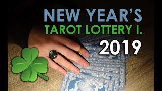 ASMR Tarot Reading Lottery - NEW YEAR'S READING - Patreon Lottery