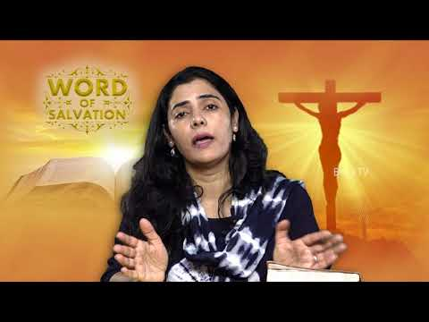 BiG-J Tv| Word of Salvation Msg by: Sis. Sinchana Msg 1