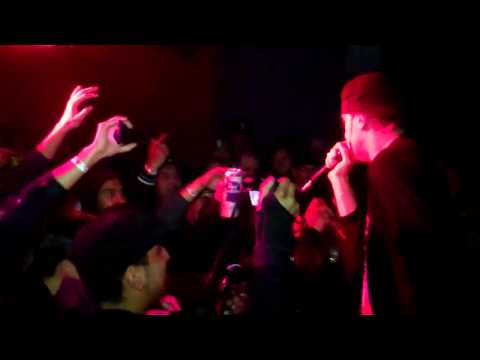 R.A. The Rugged Man performing Stanley Kubrick Live @ Urban Underground LA 2012