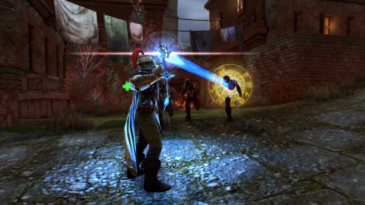 Neverwinter - The Devoted Cleric Class Trailer