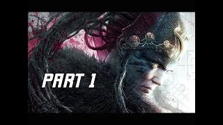 HELLBLADE SENUA'S SACRIFICE Walkthrough Part 1 - GODS (PC Let's Play Commentary)