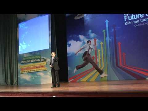 Francis Hùng - Samsung Future  Creation