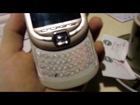 palm treo 650  cdma  video clips HTC Slider Phone HTC Touch Pro Applications