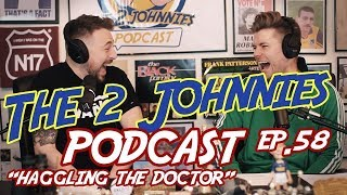 """The 2 Johnnies Podcast 