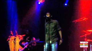 Jah Cure - Run Come Love Me Tonight - live Amsterdam Reggae Festival 2011