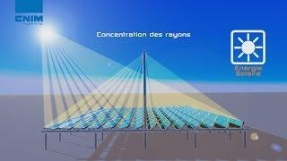 Instant video play four solaire de mont louis solar fumace of mont lou - Reflecteur solaire maison ...