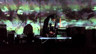 Ollie Olsen live at Dronestock 2012