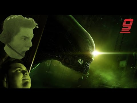 Lets Play: Alien Isolation Ep.9 - Android land......stuff of nightmares