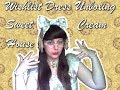 ♥ Wishlist Dress Unboxing: Sweet Cream House ♥