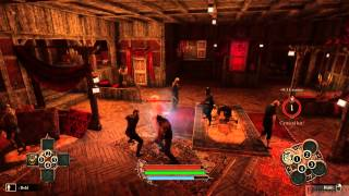The Dark Eye: Demonicon PC Gameplay HD 720P - PART 4