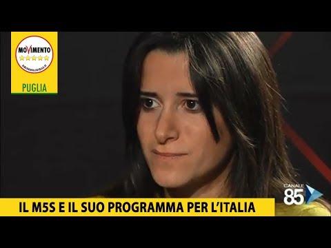 Antonella Laricchia: il M5S e il suo Programma per l'Italia
