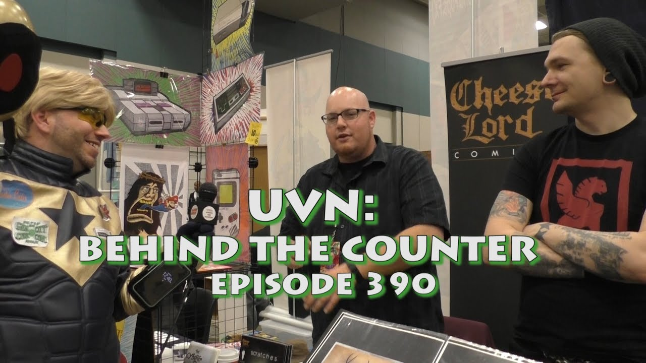 UVN: Behind the Counter 390