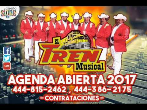 EL TREN MUSICAL CORRIDOS Y HUAPANGOS