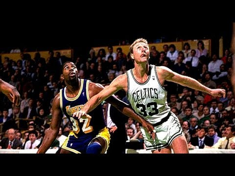 1987 NBA Finals Gm 3: Larry Bird 30/4/12 Highlights - YouTube