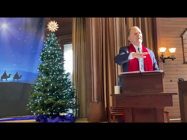 Paul's Christmas LOVE message, Dec 22, 2019