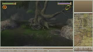 The Fellowship of the Ring (Any% PS2) - 58:44 [World Record / WR]