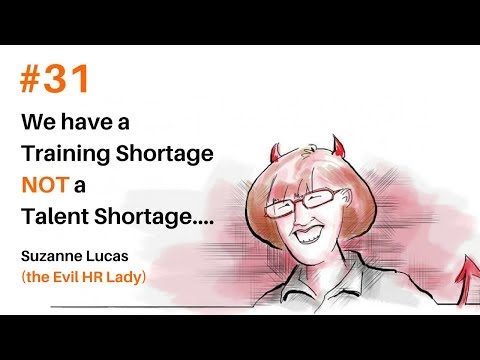 Episode #31 Suzanne Lucas, Writer, Speaker at Evil HR Lady