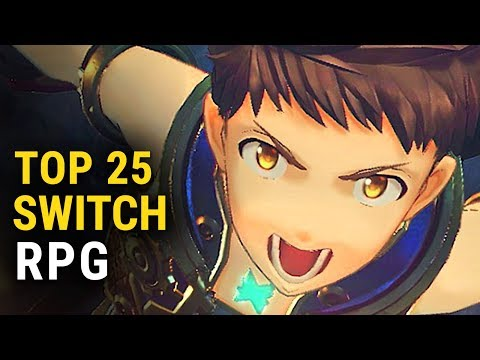 Top 25 Best Switch RPGs Of All Time | Whatoplay