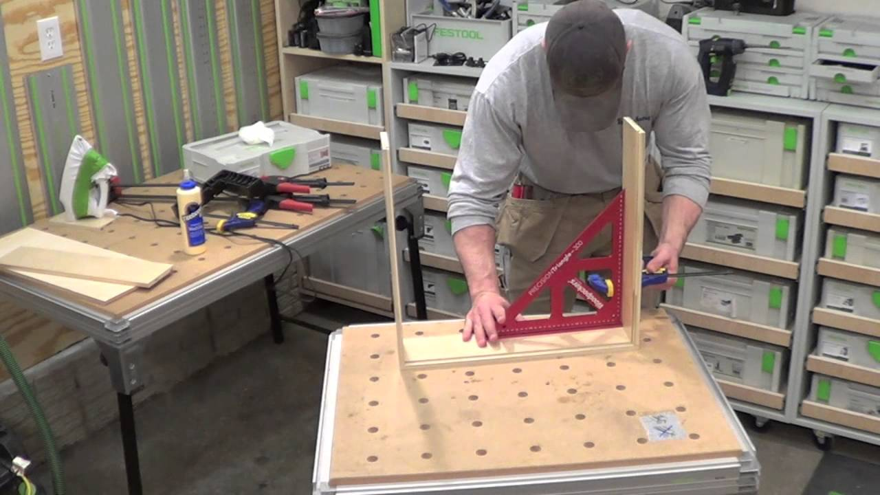 Building Kitchen Cabinets Part 11 The Drawers You Festool Cabinet Making