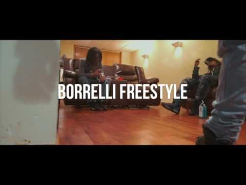 Borrelli x FREESTYLE (Official Video)