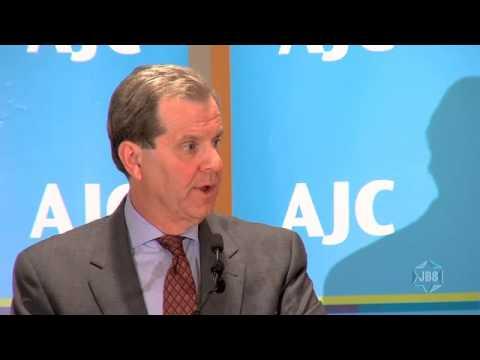 David Harris: Threats to Jewish Life in Europe
