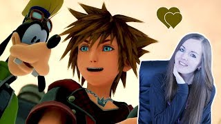 NEW MINI GAMES! | Kingdom Hearts 3 Classic Kingdom Trailer Reaction!