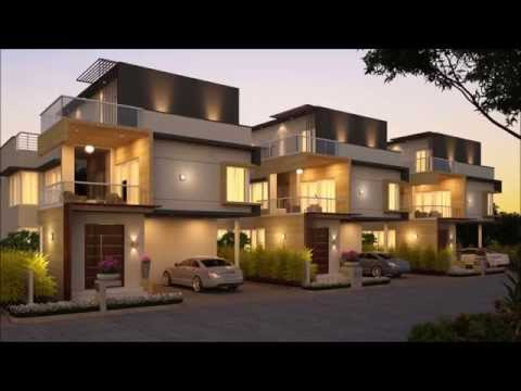 Luxury villas for sale in Hyderabad, Gachibowli | Radhey constructions