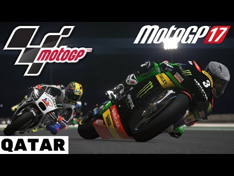 MotoGP 17: 2018 Qatar Grand Prix - MotoGP