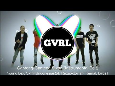 [KARAOKE] Young Lex - Ganteng Ganteng Swag (GGS) ( INSTRUMENTAL EDIT )