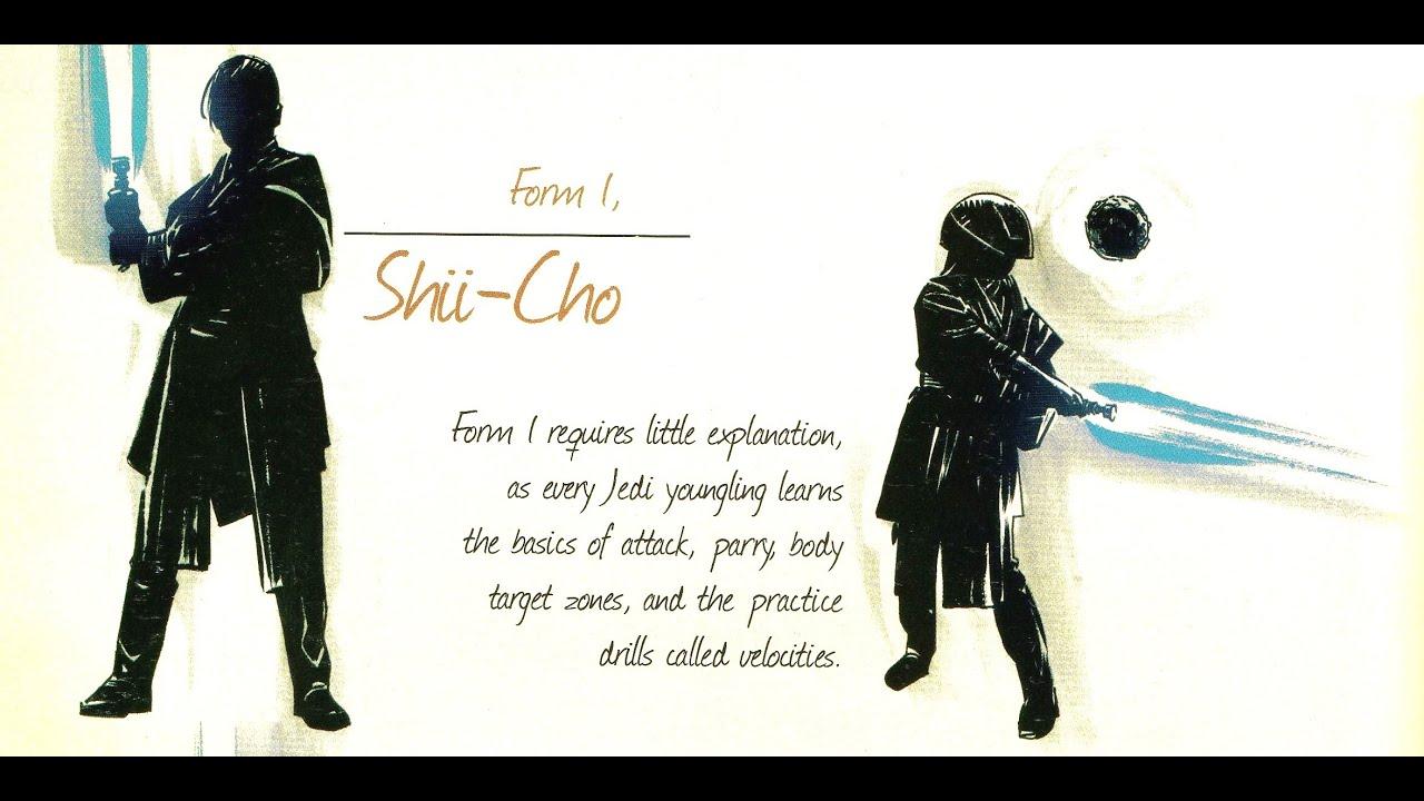 Form I: Shii-Cho - Description & Analysis - YouTube