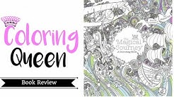 The Magical Journey Coloring Book Review