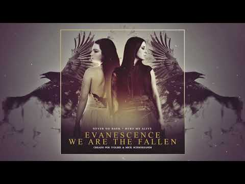 "Evanescence: ""Bury Me Alive & Never Go Back"" Ft. We Are The Fallen (Audio)"