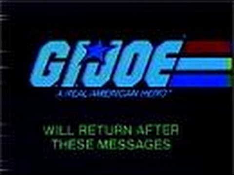 WGN Channel 9 - G.I. Joe (Commercial Break #1, 1987)
