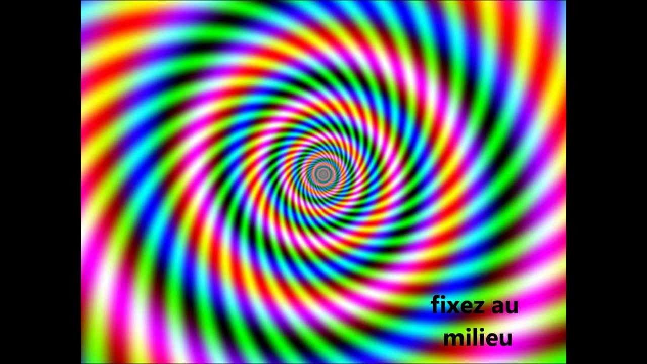 Illusion d 39 optiques drole youtube for Illusion d optique peinture