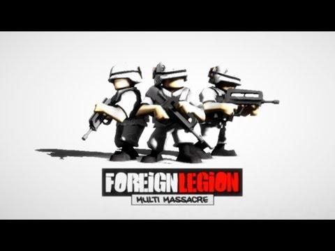 Foreign Legion: Multi-Massacre