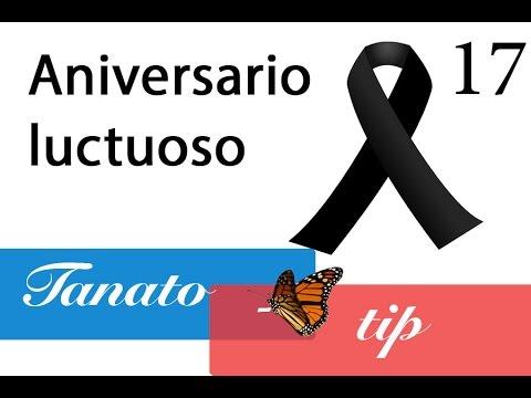 Aniversario Luctuoso Tanatotip 17 Youtube