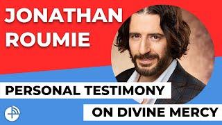 Jonathan Roumie – Testimony on Divine Mercy – Mercy Night