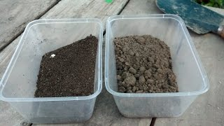 How to Prepare Garden Soil for Planting | Soil for Vegetable Garden | September-2016(urdu/hindi)