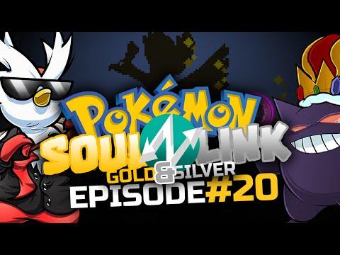 "Pokémon Gold & Silver Soul Link Randomized Nuzlocke w/ TheKingNappy!! - Ep20 ""Elite Four Shivers!"""