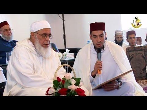 ختم الطالب إبراهيم البنداق لقراءة ســما (نافع وابن كثير وأبي عمرو) على الشيخ محمد السحابي