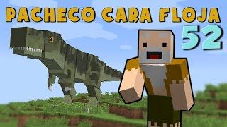 pacheco cara floja 52   como encontrar un dinosaurio mascota en minecraft