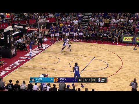 1st Quarter, One Box Video: Phoenix Suns vs. Orlando Magic