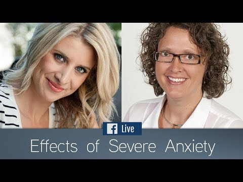 The Effects of Severe Anxiety
