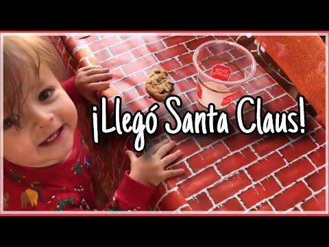 VLOG: Nuestra Navidad Con Santi Y Santa!