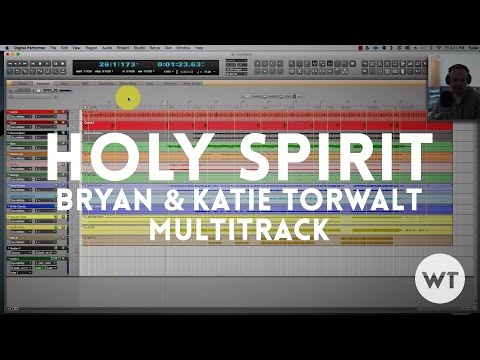 Holy Spirit - Jesus Culture - tutorial, chords, acoustic video