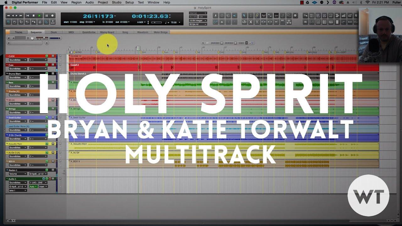 Holy Spirit - Jesus Culture - tutorial, chords, acoustic video